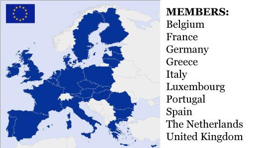 European Union Mystery Babylon