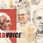 the wild voice, pope, francis, false, proophet, Maria Divine Mercy, New, World