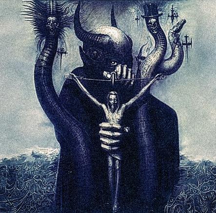 satan, antichrist, end times, darkness, evil, hell, lucifer, christ, beast