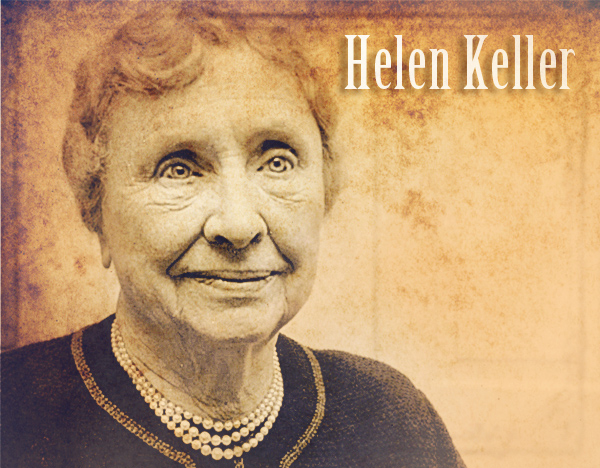 Helen, Keller, sign, language, occult, deaf, illuminati, love, horns, devil