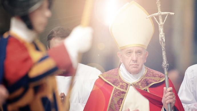 Pope Francis, False Prophet, Heretic, Heresies, Freemason, Illuminati, Jorge, Mario, Bergoglio, Maria Divine Mercy, The WILD VOICE, Catholic, Church, schism