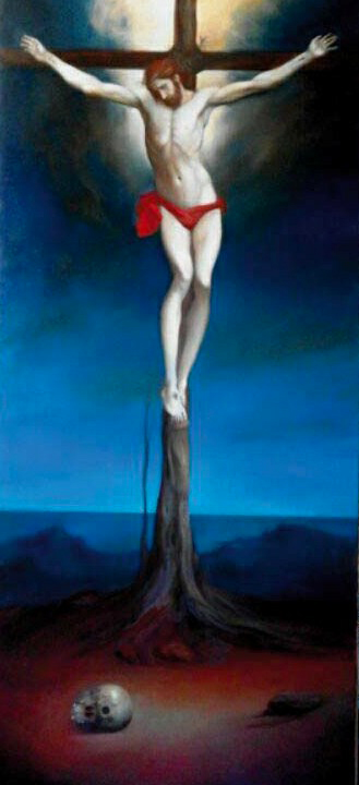 G. Tommasi Ferroni - Christ Crucified - Santi Apostoli