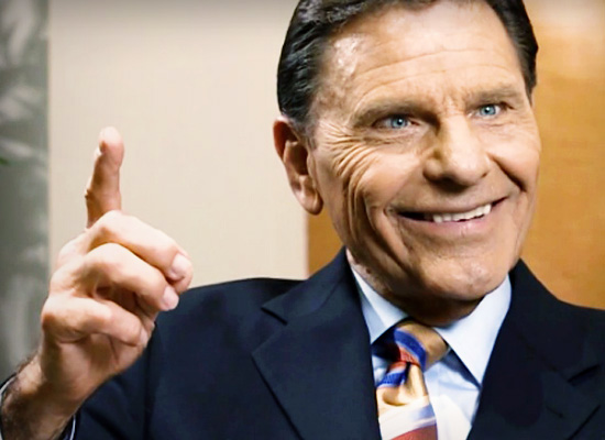 Pope Francis Kenneth Copeland