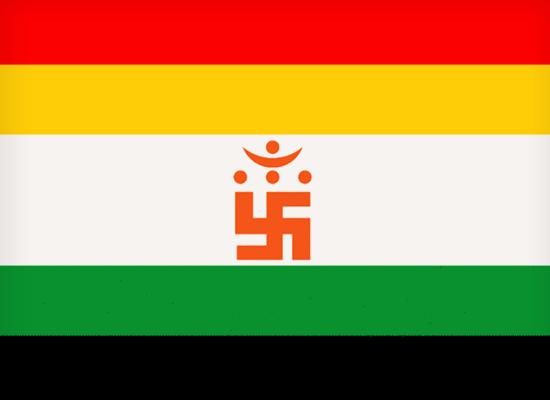 Jains flag