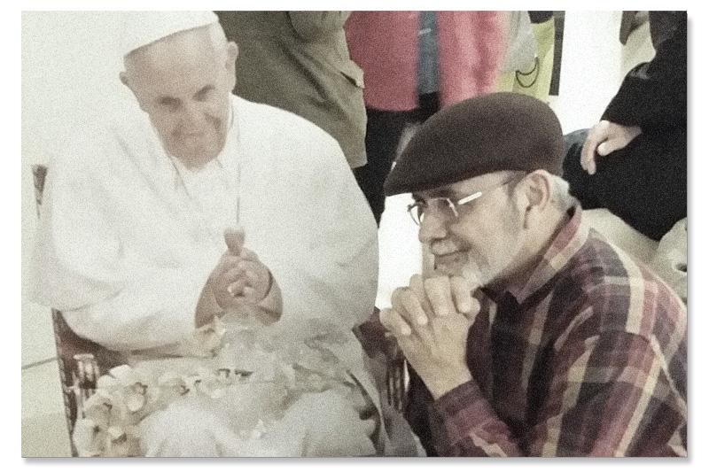pope francis wikileaks