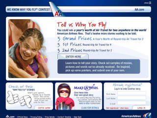 American Airlines – Why You Fly
