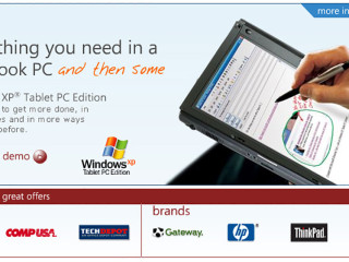 Microsoft – Tablet PC