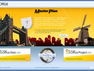 Microsoft – Master Plan