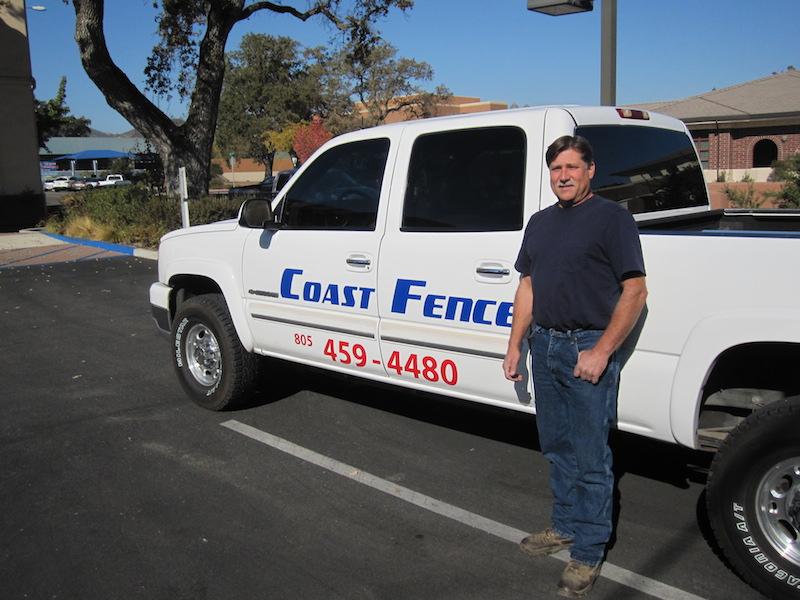 fence contractor atascadero