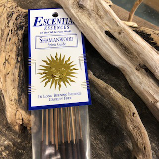 Escential Essence Incense – Amber Flame