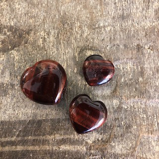 Red Tiger Eye – Small