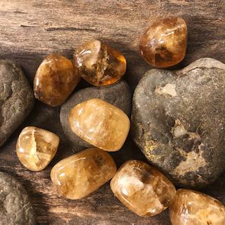 Calcite (Golden)