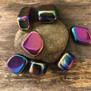 Hematite (Rainbow)