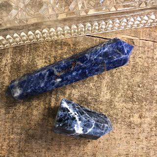 Sodalite – Large – Polished Wand