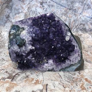 Amethyst – Amethyst Cluster – 180