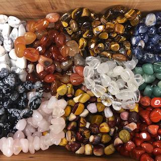 Gemstone Rock Bracelets – Carnelian