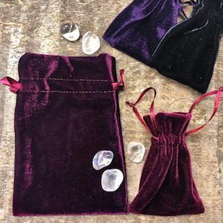 Velvet Bags – Large