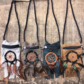 Dream Catcher Bag – Long Cord
