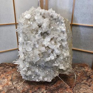 Arkansas Quartz Cluster