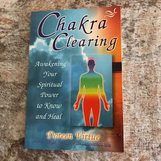 Chakra Clearing – Paperback