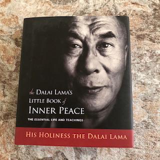 Dalai Lama's Little Book Of Peace