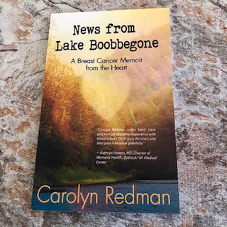 News From Lake Boobbegone  – A Breast Cancer Memoir From The Heart