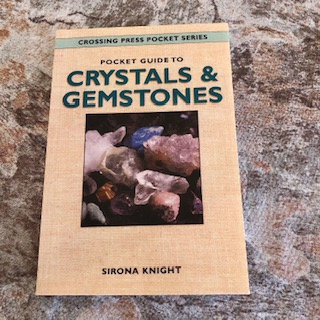 Pocket Guide To Crystals And Gemstones