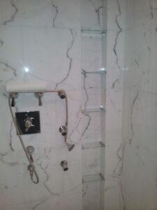 glass niches