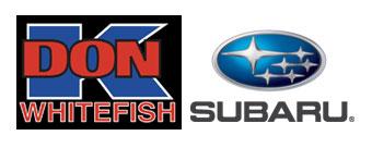 Don K Subaru Whitefish