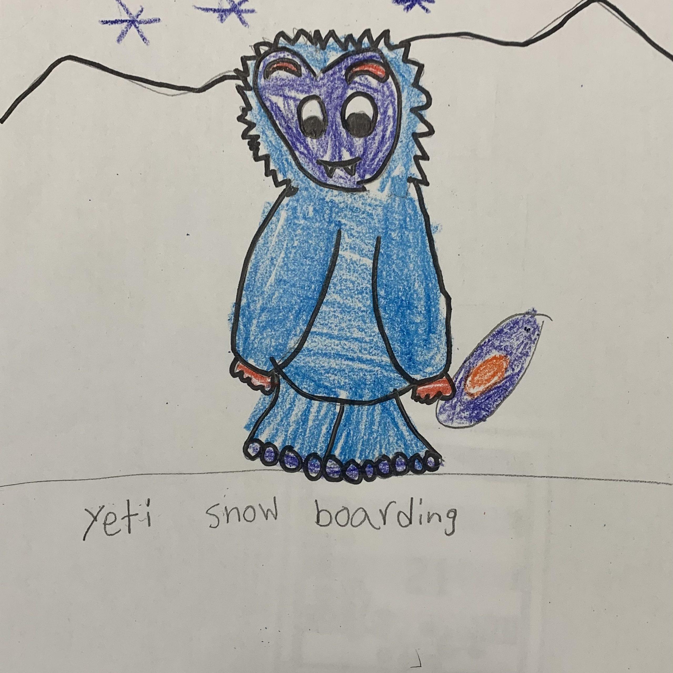 yeti snowboarding harper 2nd l