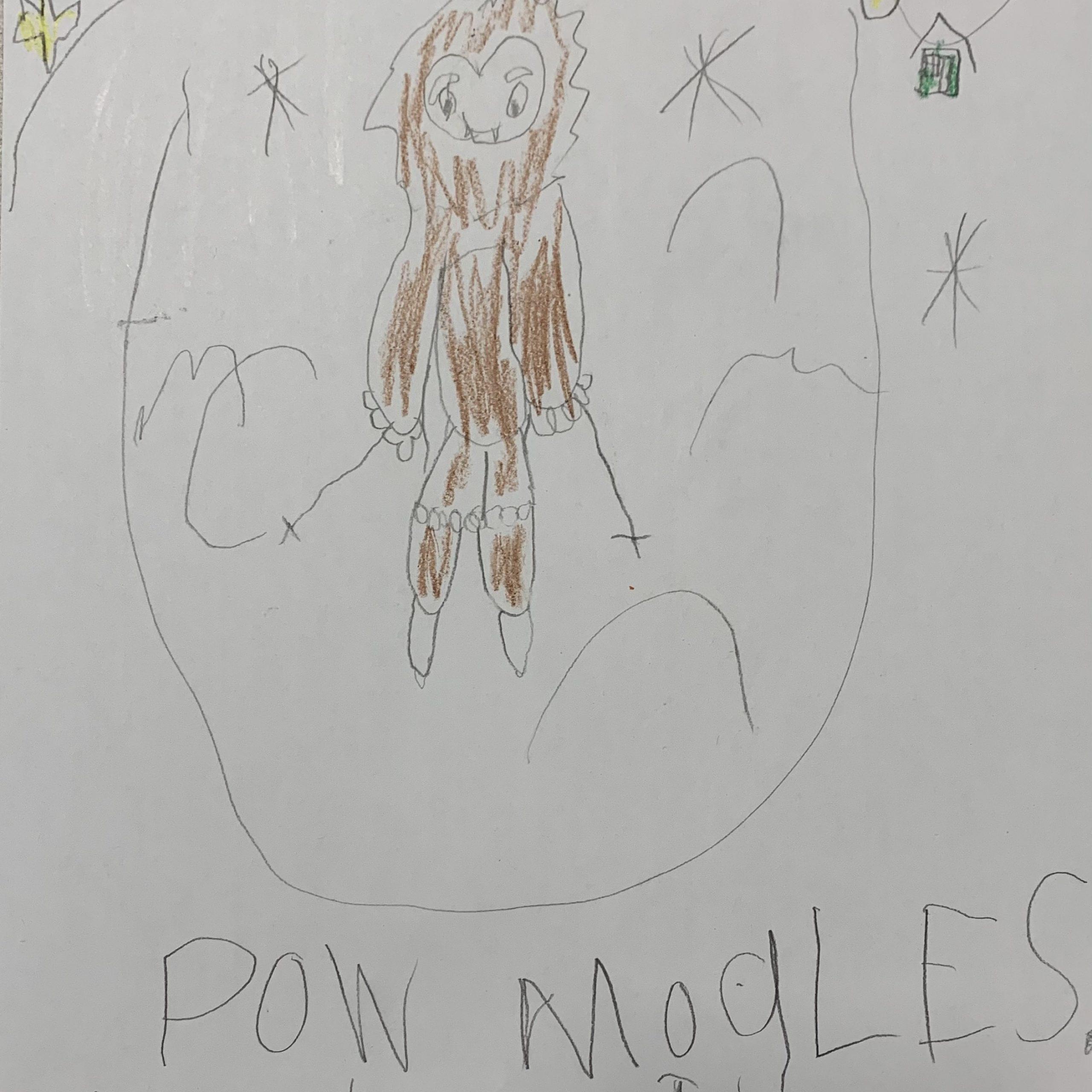 pow mogles with yeti odin m