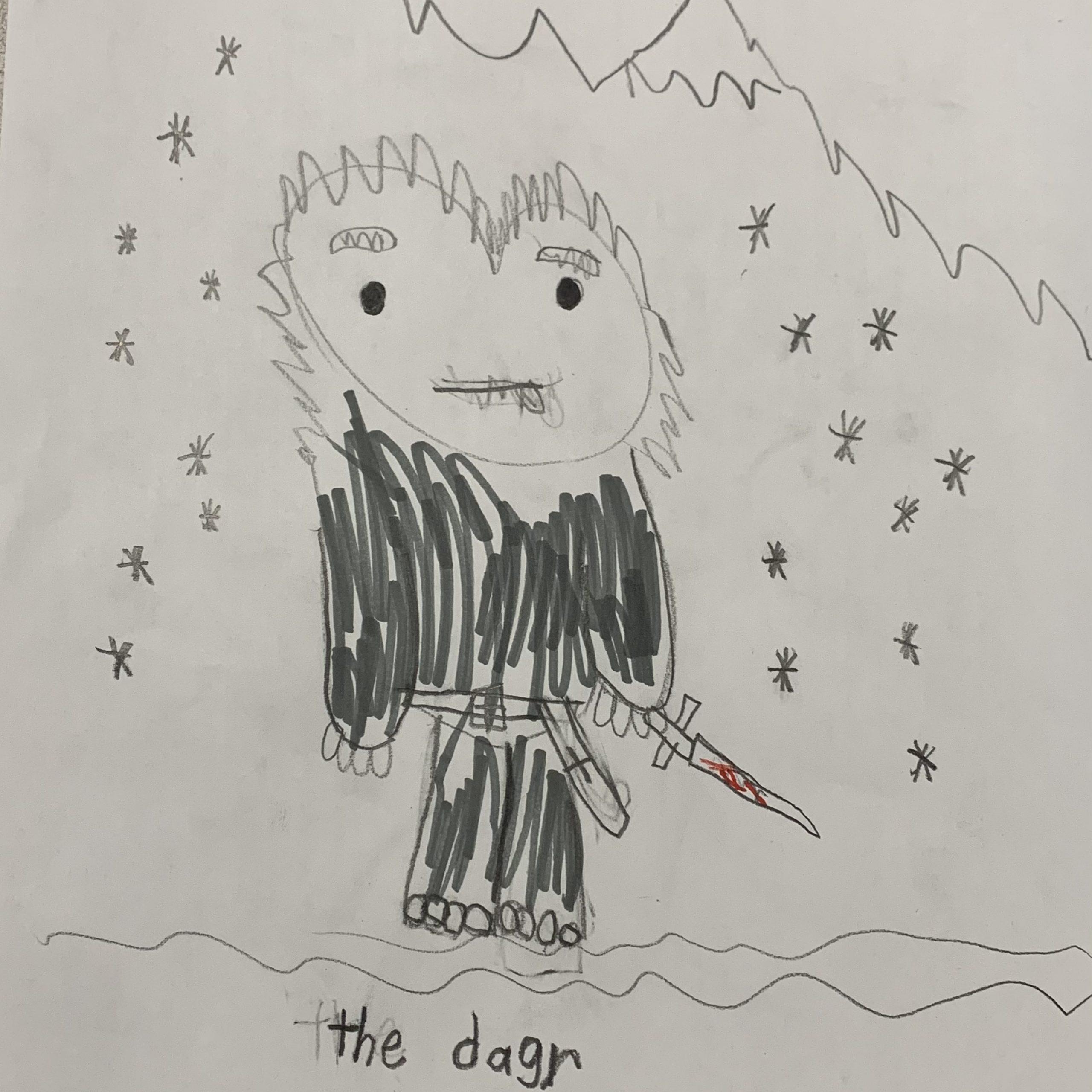 the dagr george m