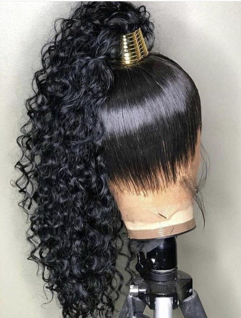 Clip-in Weave