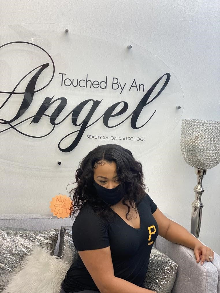 Touched by An Angel Salon