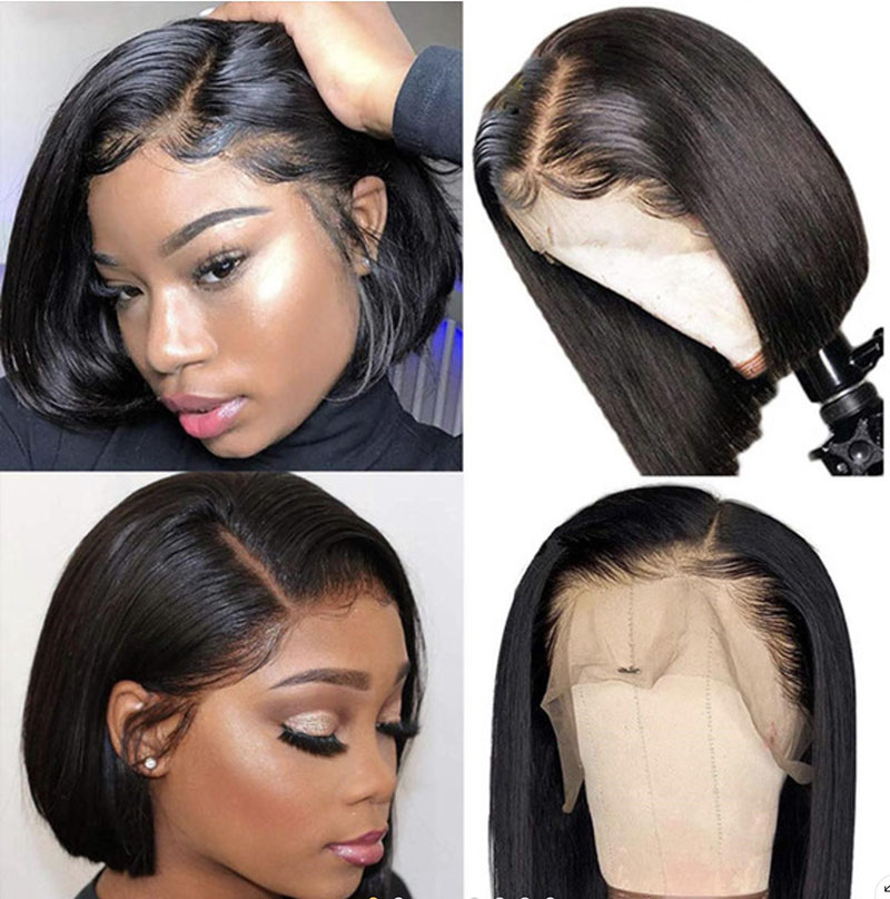 straight or deep wave sew-in