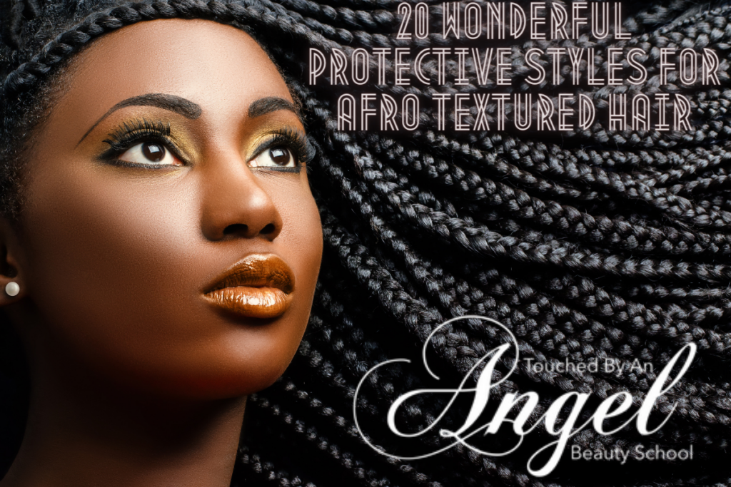 20 Wonderful Protection Styles for Afro Textured Hair