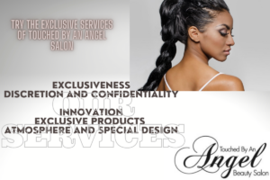 Exclusive Services at Touched by an Angel Beauty salon, Atlanta