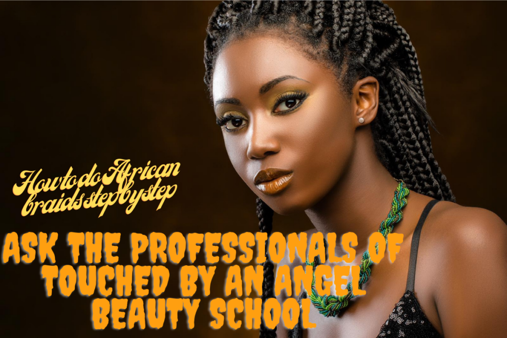 Touched by an angel salon Atlanta