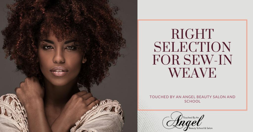 Black Hair Salon for Sew-in Weave