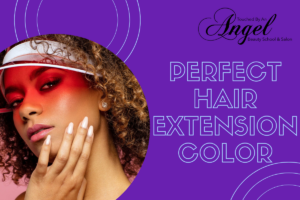 Perfect Hair Extension Color