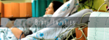 Birth Injuries or accident attorney