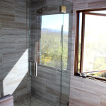 glass to glass hinges & shower door Scottsdale