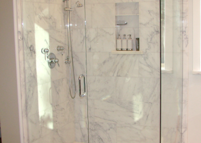 Large shower Scottsdale