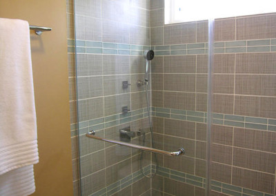Thick glass shower doors scottsdale