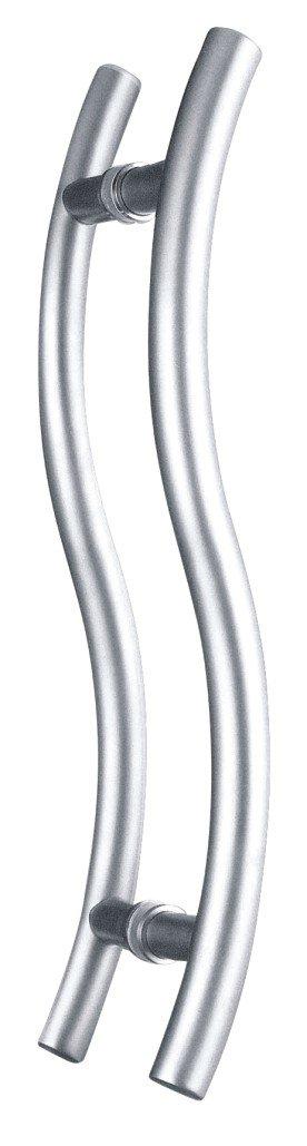 S-curve handle