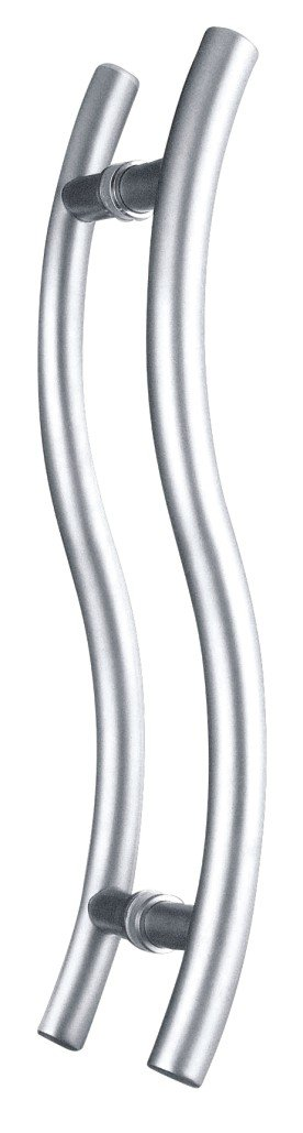 S-curve handle