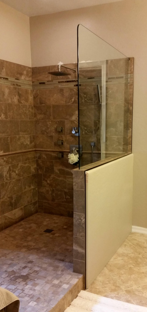 shower Splash guard