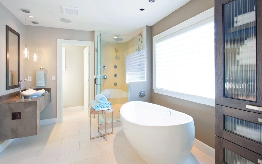 The Top 3 Bathroom Design Trends For 2018