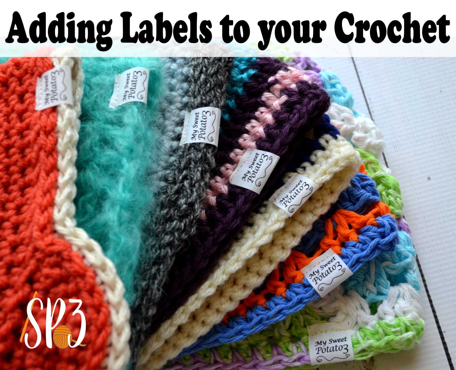 You are currently viewing Adding Fabric Labels to your Crochet Items