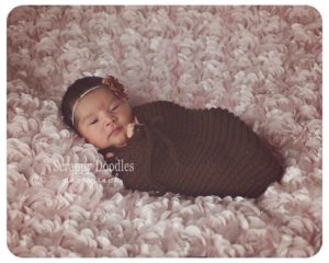 Read more about the article Reversible Swaddle Pod Pattern Release